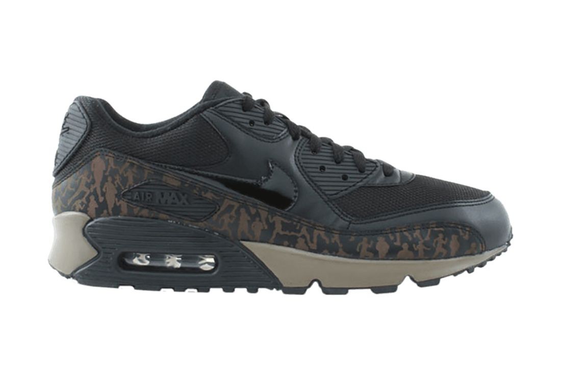 Nike Air Max 90 Powerwall 314206 001 Lateral