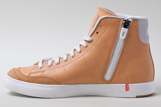 Nike Nsw All Court Mid Summit White Natural 2 1