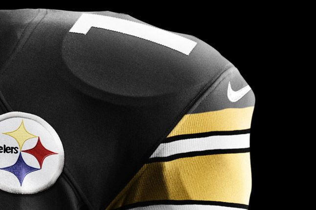Pittsburgh Steelers Detail 1