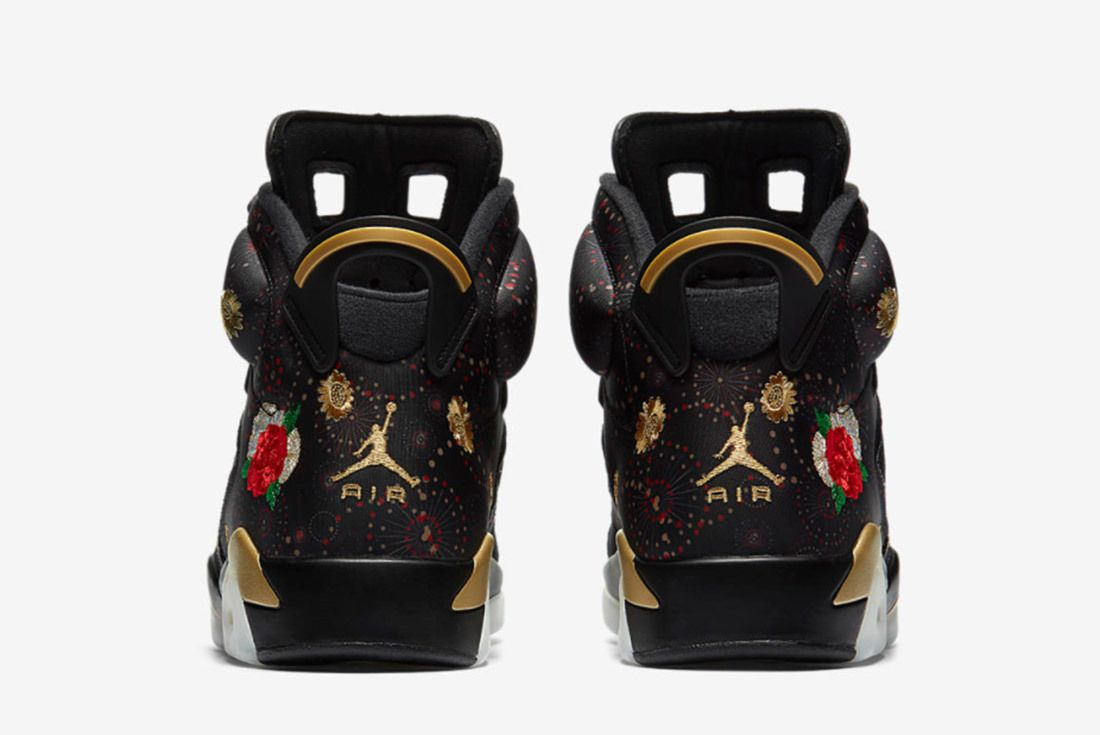 Air Jordan 6 Chinese New Year 3