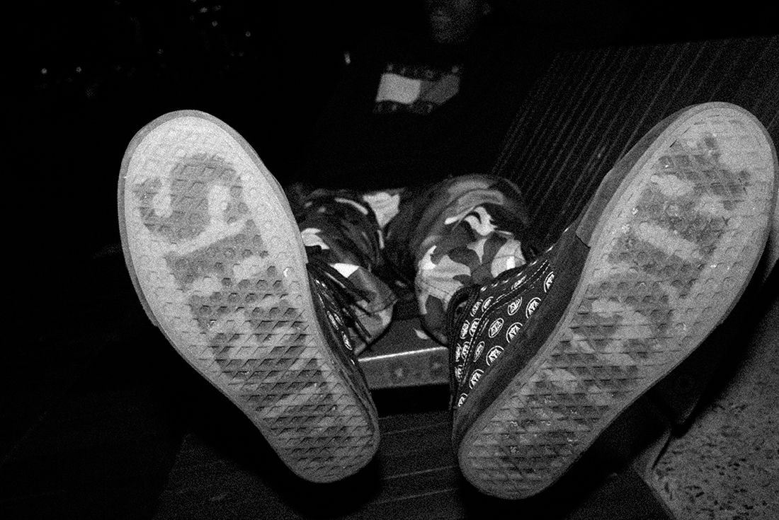Highs And Lows X Vans Vault 10 Year Anniversary Pack 1