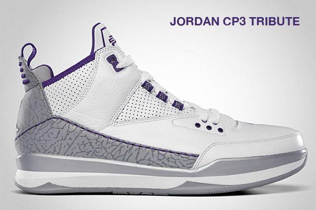 Jordan Cp3 Tribute Purple 1
