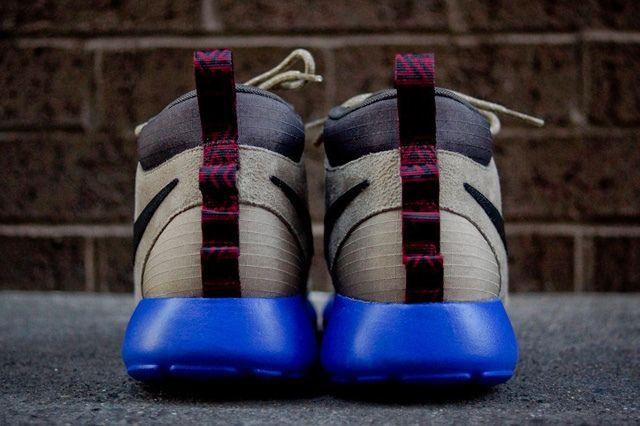 Nike Roshe Run Sneakerboot Bamboo 3