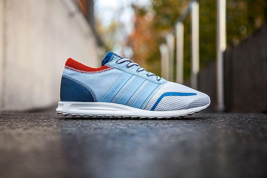 Adidas La Blue Orange Mens 1