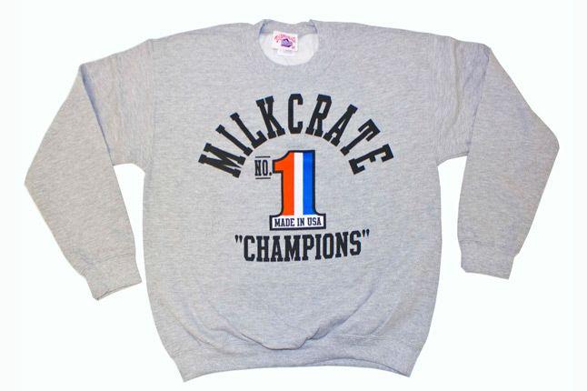 1 Champs Grey Crew Nyc Milkcrate Athletics Fall 2012 1