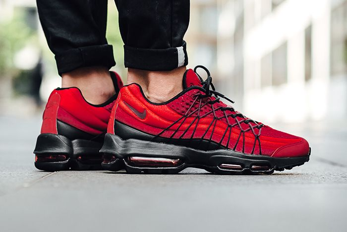 Nike Air Max 95 Ultra Se Gym Redfeature