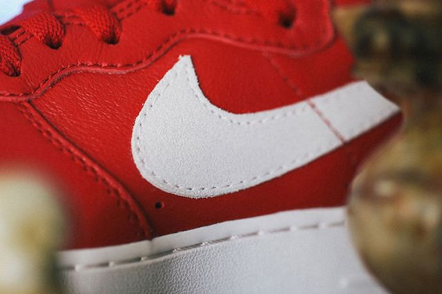 Nike Air Force 1 High Nai Ke Gym Red Preview 3