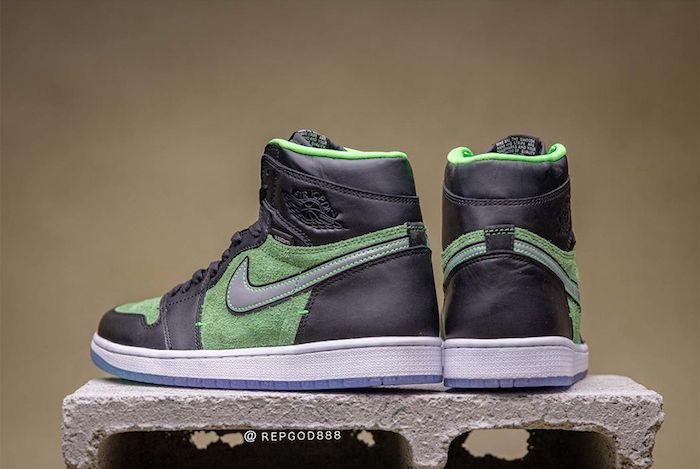 Air Jordan 1 Zoom 2