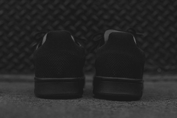 Adidas Stan Smith Primeknit Blackout4