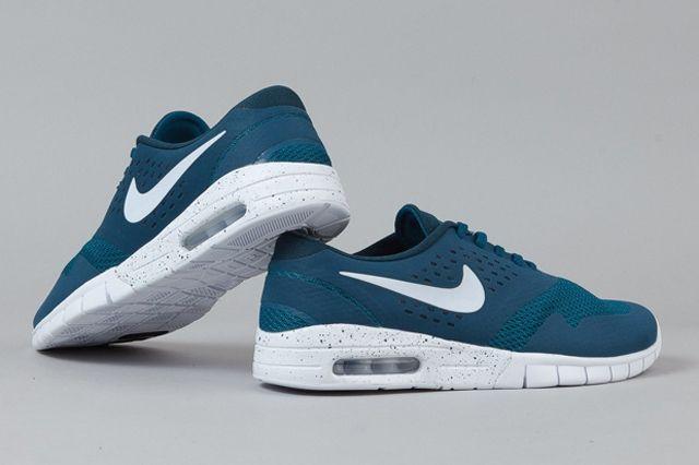 Nike Sb Eric Koston 2 Max Blue Force White 1