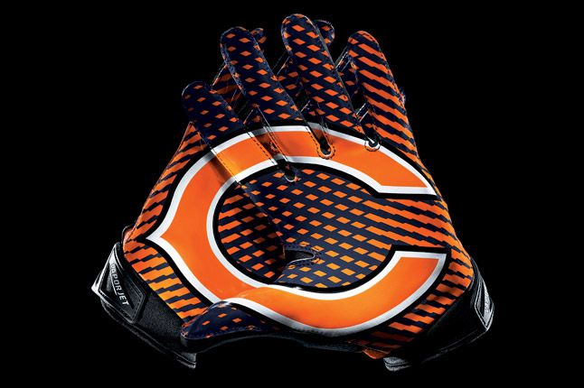 Chicago Bears Glove 1
