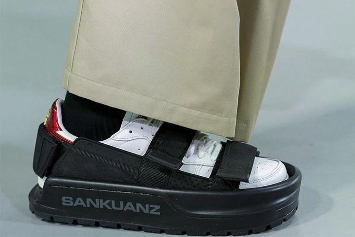 Sankuanz Sneaker Sandal Small