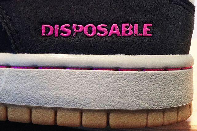 Nike Sb Dunk Disposable 21