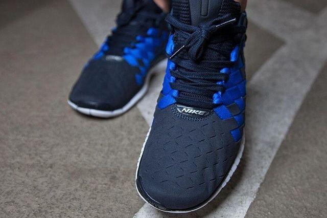 Nike Free Og Woven Obsidian Blue 6