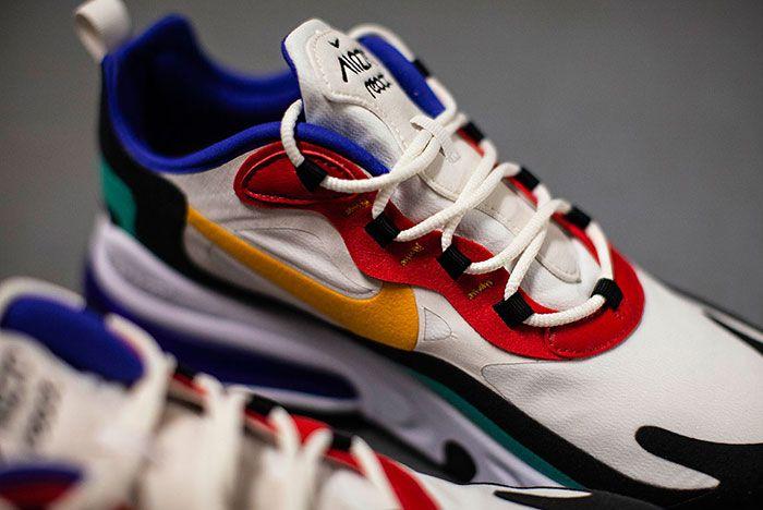 Nike Air Max 270 React Ao4971 002 5 Up Close