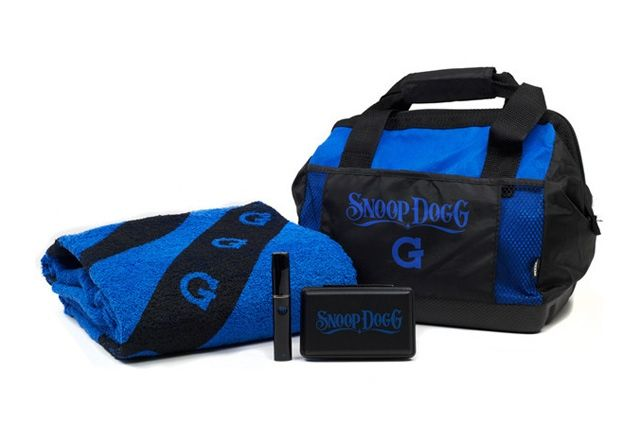 Snoop Doog Grenco Science Double G Travel Series 11