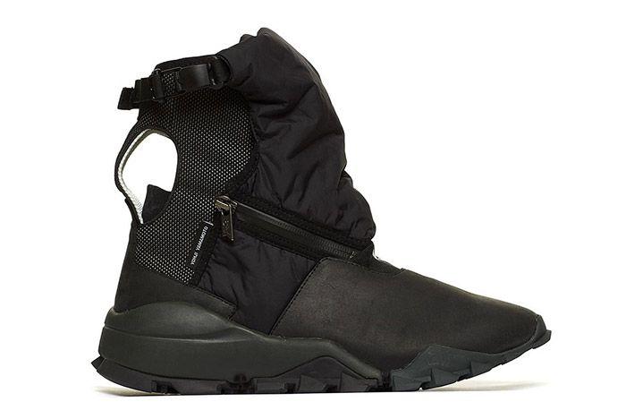 Adidas Y 3 Yohji Yamamoto Ryo High Black