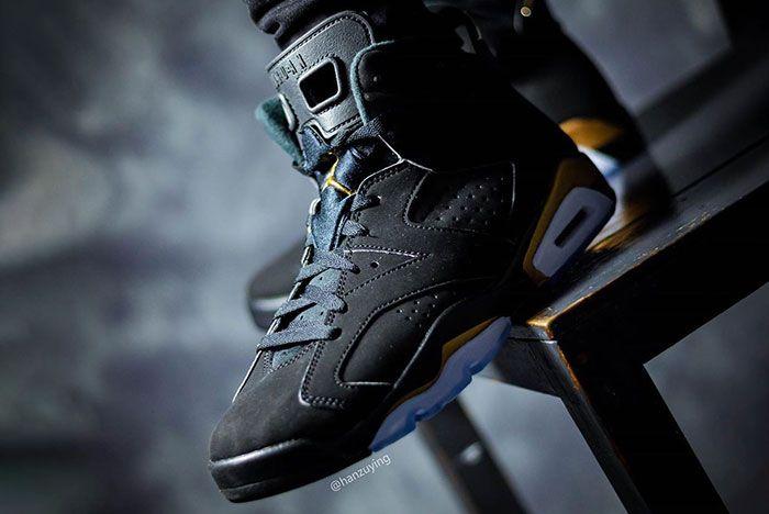 Air Jordan 6 Dmp On Foot 8