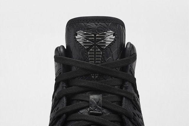 Nike Kobe 9 Ext Black Black 3