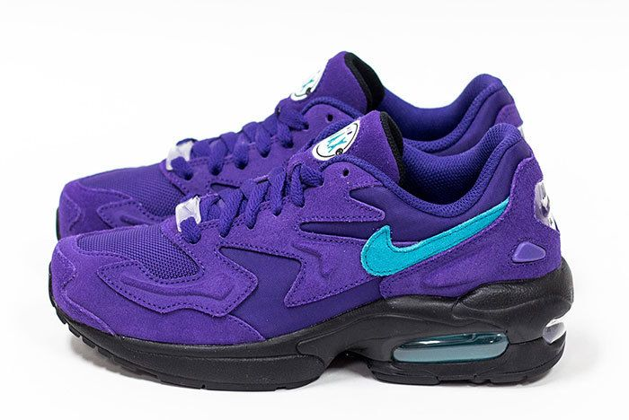 Nike Air Max 2 Light Hornets Purple 1