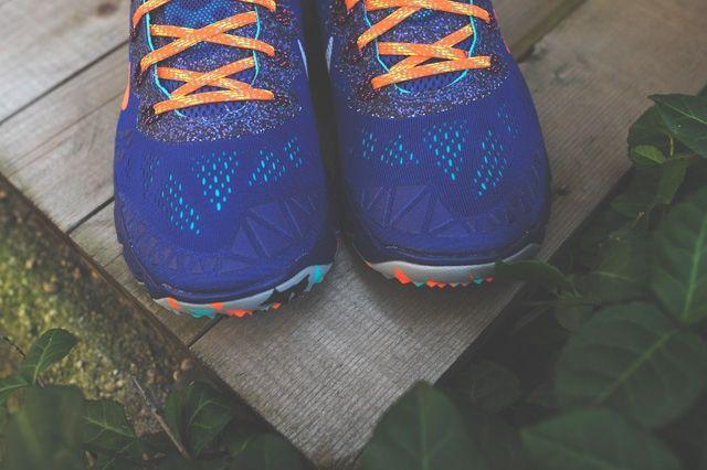 Nike Zoom Terra Kiger 2 Blue 3
