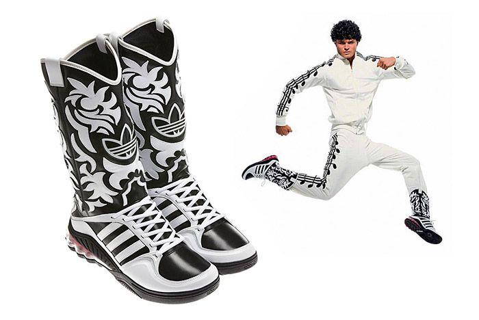 Adidas Originals Js Mega Softcell Cowboy Boots