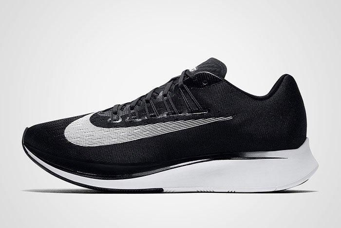 Nike Zoom Fly Black White Thumb