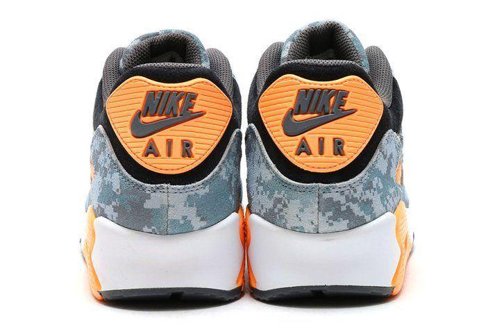 Nike Air Max 90 Digi Camo Peach Cream 3