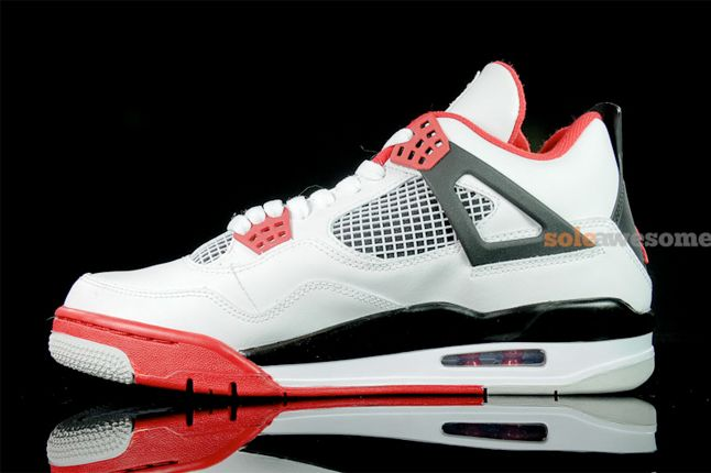 Air Jordan 4 Fire Red 1 1