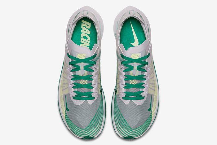 Nike Zoom Fly Lucid Gree Sneaker Freaker 3