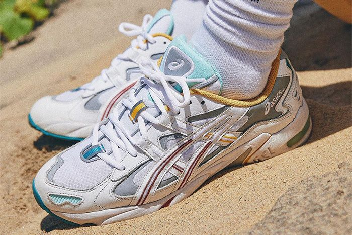 Ronnie Fieg Asics Gel Kayano 5 Solstice Closer Look Release Date Closeup