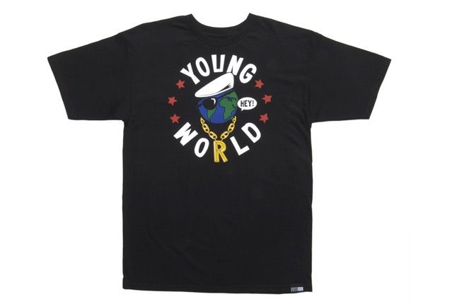 Dustin Canalin Young World Blk Tee 1