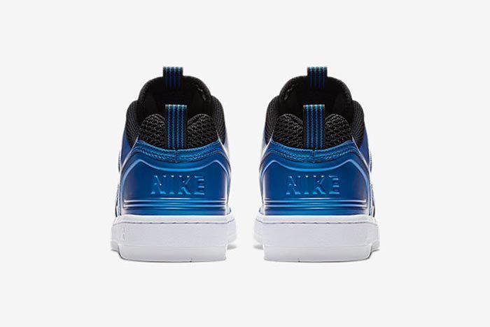 Nike Sb Air Force 2 Penny Royal Blue Foamposite 1