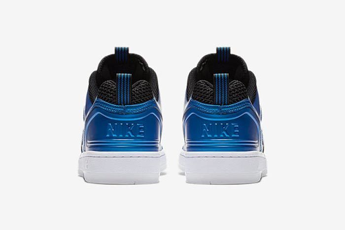 Nike Sb Air Force 2 Penny Royal Blue Foamposite 1
