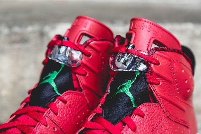Air Jordan 6 Spizike Bump 5