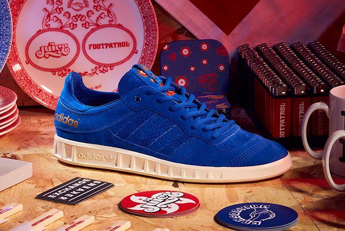 Juice X Footpatrol X Adidas Consortium 5