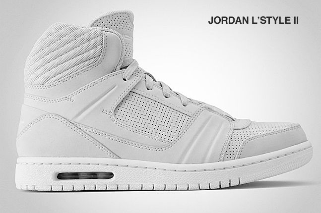 Jordan L Style Ii White 2