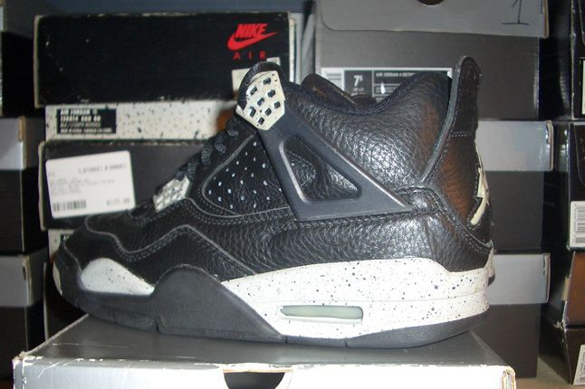 Rebecca Dahms Wmns Basketball Collection Air Jordan 4 Oreo 1