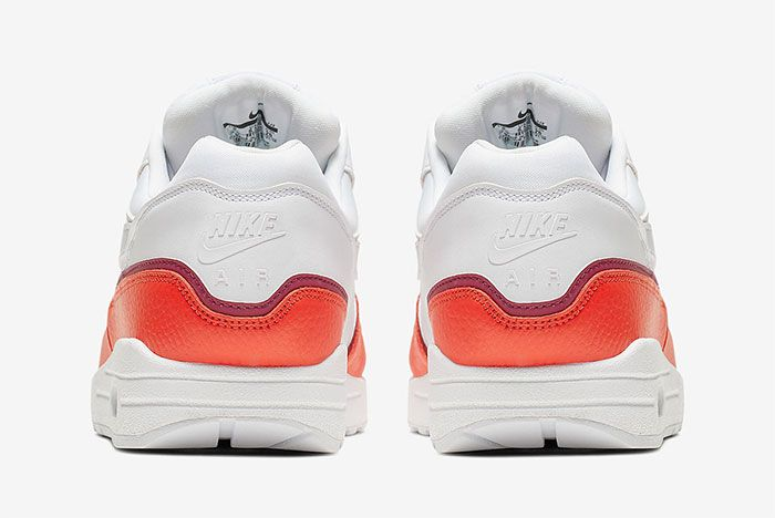 Nike Air Max 1 Layer Red Heel