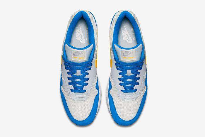 Nike Air Max 1 Amarillo Signal Blue 3