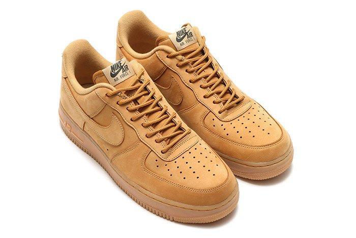 Nike Air Force 1 Flax 4