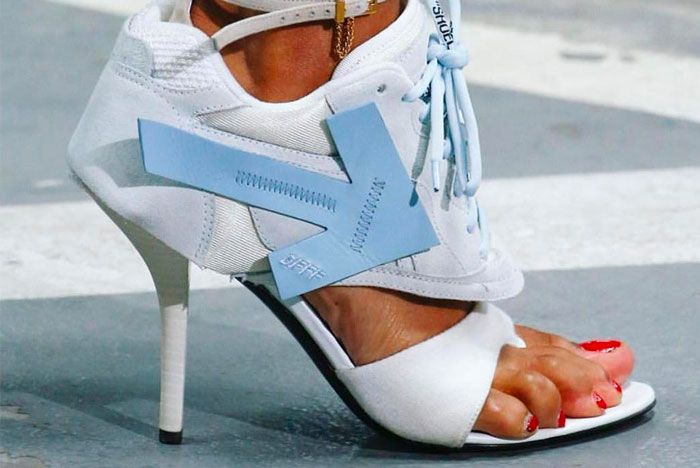 Versus Should High Fashion Step Away From Sneakers 1