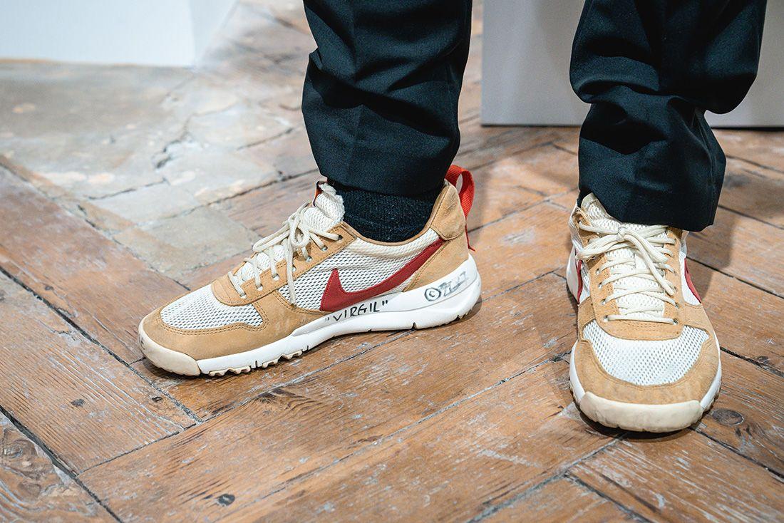 Sneaker Freaker Paris Fashion Week On Foot Shot4