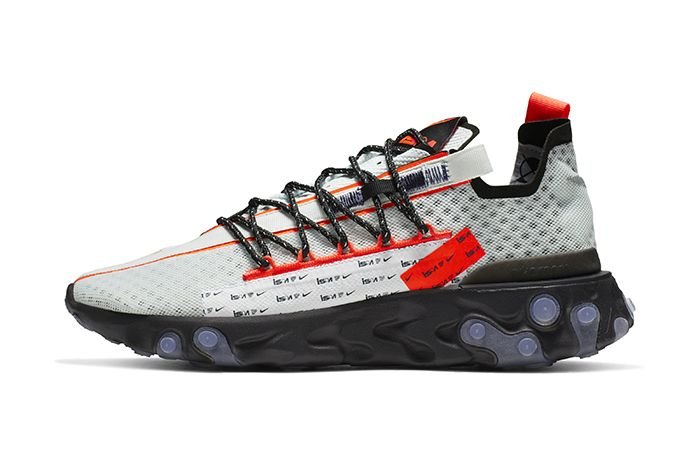 Nike React Runner Ispa Summer 2019 Black Release Date Lateral