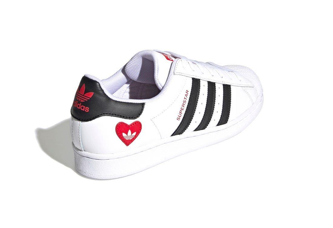 adidas Superstar 'Valentine's Day'