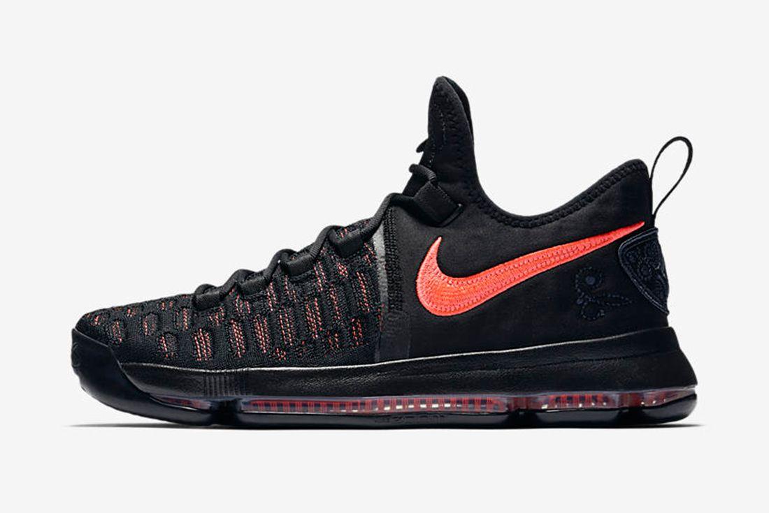 Nike Kd 9 Aunt Pearl 1