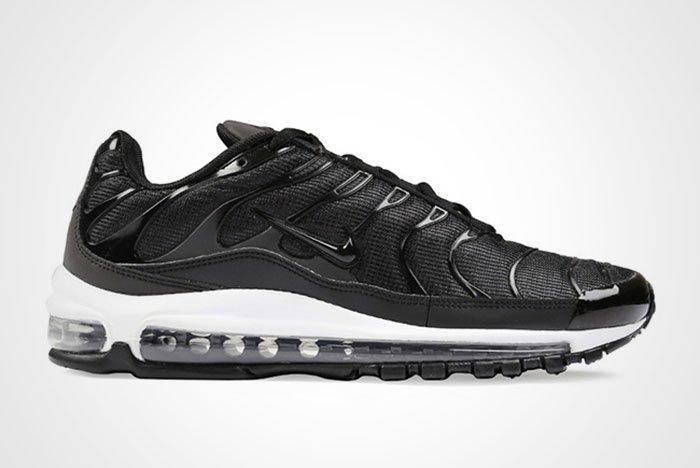 Nike Air Max 97 Plus Black Thumb