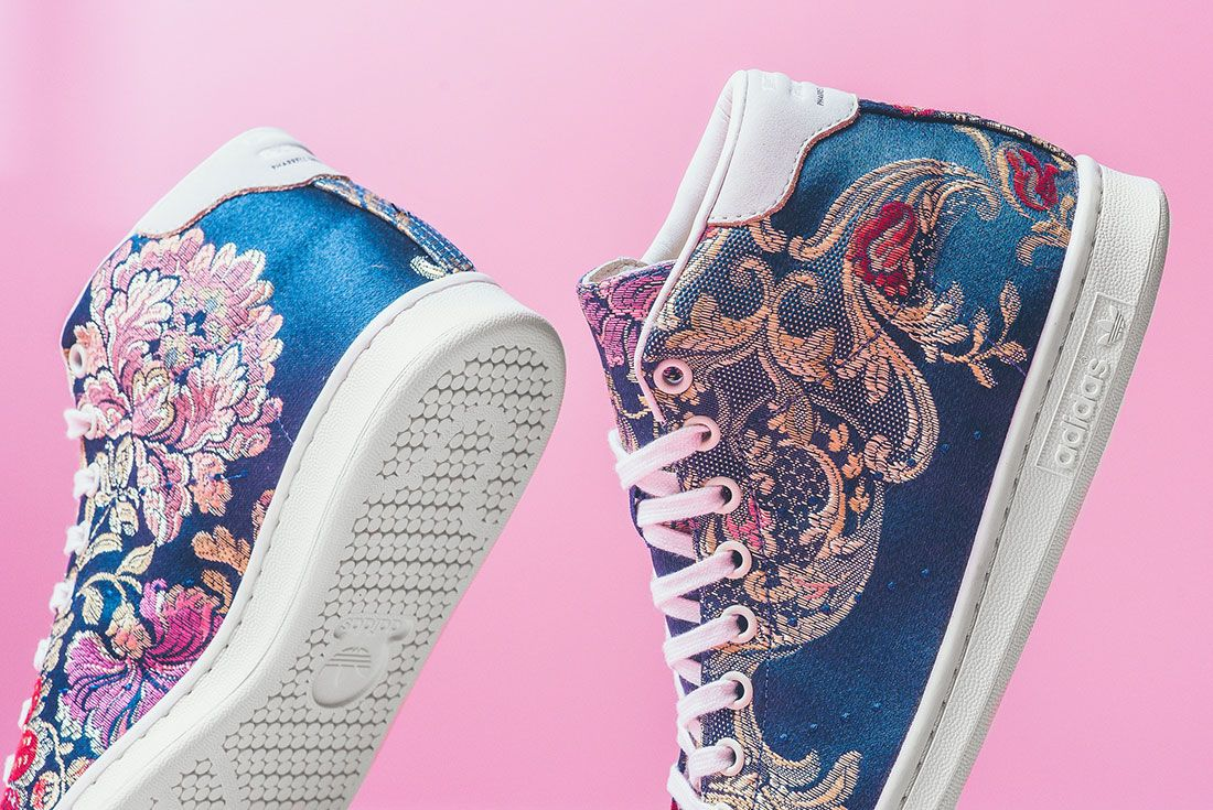 Pharrell Williams X Adidas Stan Smith Jacquard Pack 2 0 7