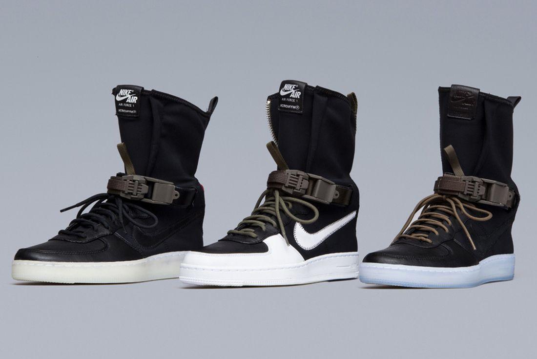 Acronym X Nike Air Force 1 Downtown25