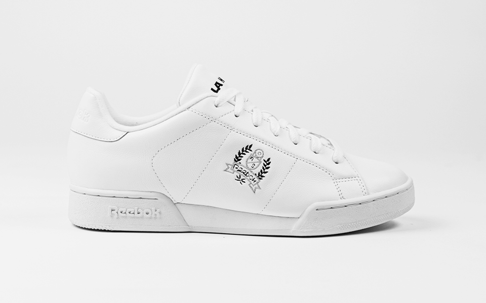 Reebok La Haine Drouot Auction